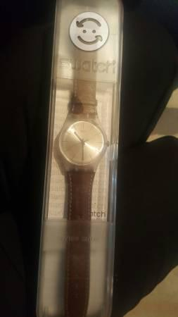 Vendo reloj swatch swiss