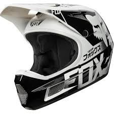 Casco Fox Rampage Union Comp Bicicleta Mtb Downhill Talla S