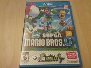 Juegos de Mario para WiiU y Wii