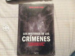 Los misterios de los crímenes