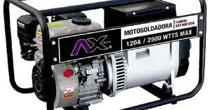 Motosoldadora A Gasolina Encen Manual Ms120 A Ax Tech