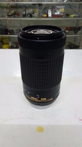 Nikon Lente Af P Nikkor mm