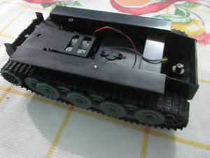 Orugas Robot Tipo Tanque Para Arduino Pic Atmega