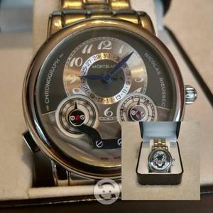 Reloj automatico de acero