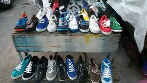 Tenis y zapatos sin par marca náutica nuevos