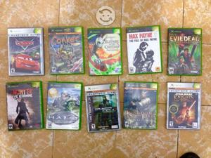 Pack De Juegos Xbox Clasico Posot Class