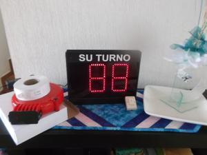 Kit De Pantalla De Turnos