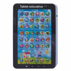 Tablet Educativa Para Niños Mitzu Mvg- Con 18 Botones