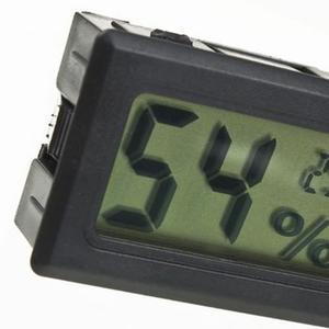 Termómetro Higrómetro Digital Lcd Incubadoras Terrarios