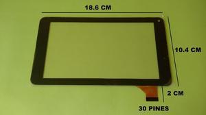 Touch De Tablet Techpad Xtab 7 Dual C781+ Lh Wj327 Aoc