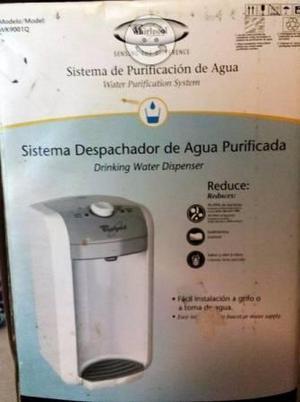 Despachador agua purificada Whirlpool