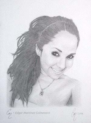 Dibujos y retratos a lápiz, hechos a mano, sobre pedido