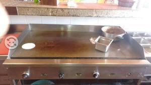 Plancha de cocina en acero inoxidable posot class - Plancha de acero inoxidable para cocina ...