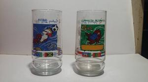 Vasos Coca Cola De Los Juegos Olímpicos De Sydney