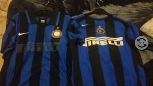 2 Jersey del Inter de Milan