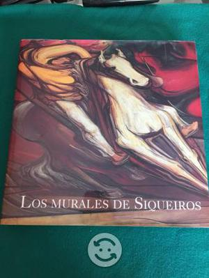 Catálogo Los MURALES de SIQUEIROS