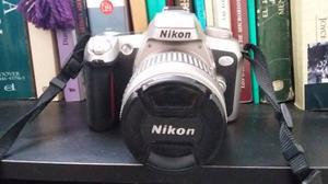 Cámara Slr Nikon N75 Con Lente  Mm F/