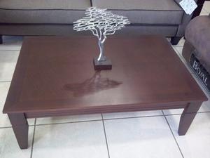 EXCELENTE Juego de mesas de MADERA DE PINO modelo