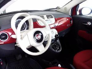 FIAT 500 POP AUTOMATICO EQUIPADO UNICO DUEÑO 2013