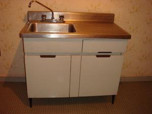 Mueble para fregadero con tarja para cocina posot class for Mueble fregadero cocina
