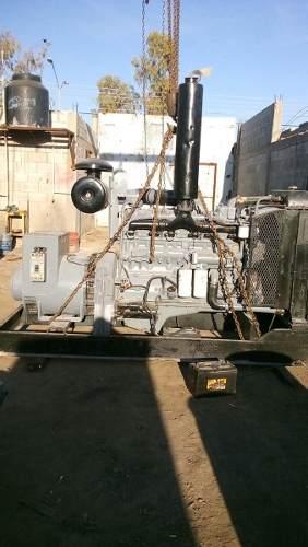 Generador De Luz Igsa 125 Kw 150 Kva Motor Cummins 6 Cilin.