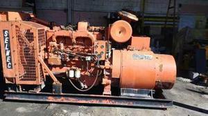 Generador De Luz Selmec 200 Kw 250 Kva Motor Cummins 6 Cilin