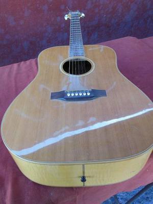 Guitarra Acustica Brazos Hecha En Korea