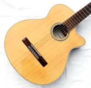 Guitarra Electroacústica Caraya Nylon C/est - Envio