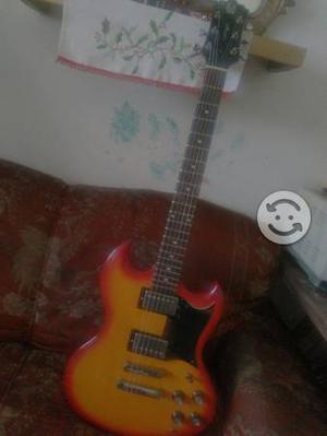 Guitarra Sg una sola pieza by prs