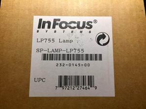 Lampara De Repuesto Para Proyector Infocus Lp-755