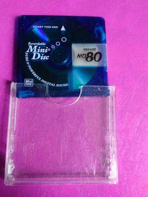 Mini Disc Sony Net Md