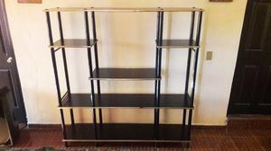 Mueble Negro para Decoración o TV