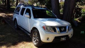 Nissan Frontier Doble Cabina 2014 Pro 4x 4x2 V6 4.0