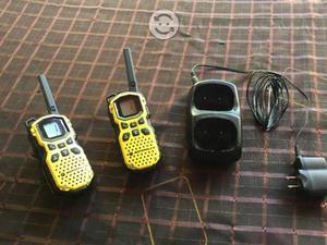 Radios dos vias motorola waterproof