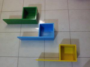 Set de Repisas minimalistas