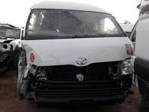 Toyota Hiace 2016 Venta Para Fácil Reparación