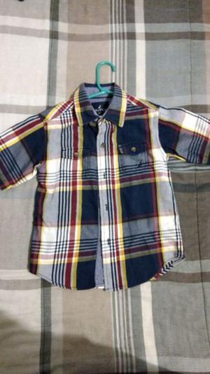 Camisas de niño marca Nautica