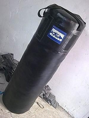 Costal De Box Profesional, Boxeo Y Artes Marciales *lleno*