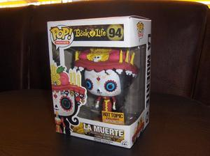 Funkos Game of Thrones, InsideOut y Book of Life