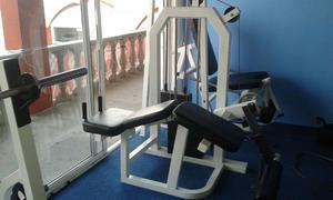 Gym Gimnasio Paquete Semiprofesional