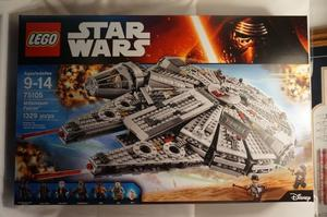 Lego  Halcon Milenario Star Wars Nuevo