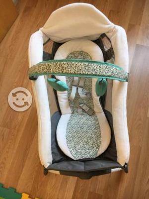 Mecedora y asiento con vibración para bebé