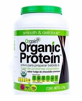 Organica Organic Protein Vegano Hemp Chocolate Mrln
