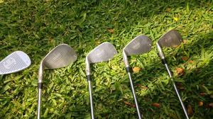 Set de 9 palos de golf