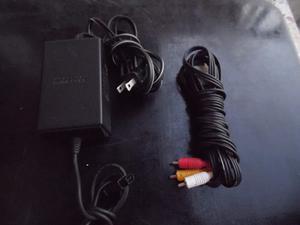 Cables De Corrinte Y Video Para Gamecube