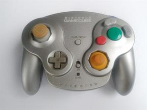 Control Inalambrico Gamecube, Wii, Wii U, Wavebird Original