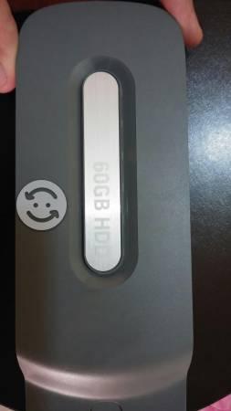 Disco Duro 60 Gb para xbox 360