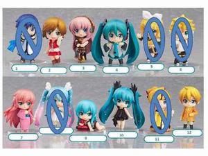 Nendoroid Petit Vocaloid Good Smile, Len, Rin, Hatsune Miku