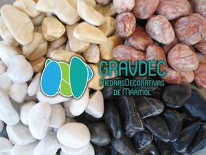 Piedra de rio para decoracion de puebla posot class for Piedra marmol blanca