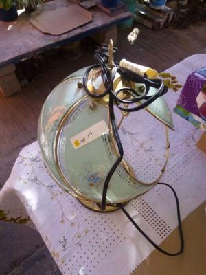 Remato 2 lamparas iguales a 70 cada una son táctiles